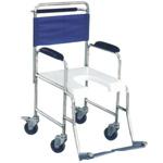 沐浴坐椅(带轮)